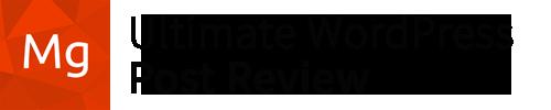 Ultimate WordPress Post Review plugin